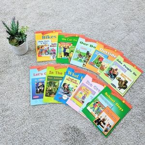 Houghton Mifflin Set of 10 Readers